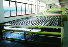 BST-BG Automatic Bed-filling Line