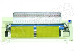 Single Color Multi Head Quilting Embroidery Machine